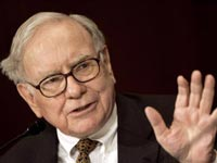 Warren Buffett - leading American entrepreneur