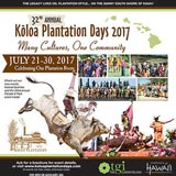 Koloa Plantation Days 2012: Poipu/Koloa festival on Kauai's sunny south shore