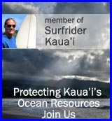 Join Surfrider Kauai