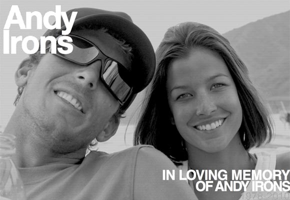Andy Irons ... In Loving Memory